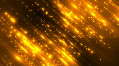 Light Glitters 9 Loopable Background Stock Footage