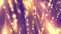Light Glitters 21 Loopable Background - stock footage