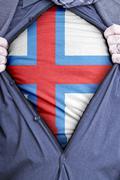 Faroese Businessman - stock photo
