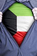 Kuwaiti Businessman - stock photo