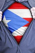 Puerto Rican Businessman - stock photo