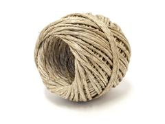 Isolated Ball of String Stock Photos