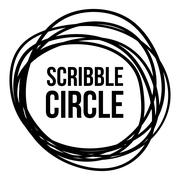 Scribble Circle Vector - stock illustration