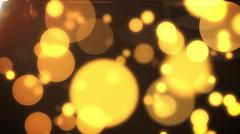 Abstract particles backgound. - stock illustration