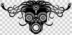 God of the underworld - stock illustration