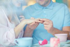 Engagement Stock Photos