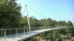 City Scenes In Greenville South Carolina Stock Footage
