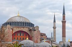 Hagia Sophia Kuvituskuvat