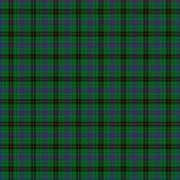 Clan Davidson Tartan Stock Illustration