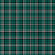 Clan Kelly Tartan Stock Illustration