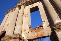 Building,   break down Stock Photos