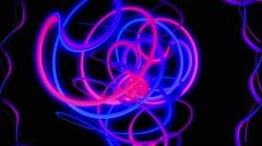 Twister Rings Loop 20 - stock footage