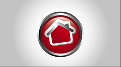 Real estate design, Video Animation Stock Footage