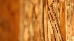 Old Wood Texture Stock Footage