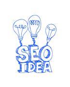 Seo Idea SEO Search Engine Optimization - stock illustration