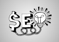 Seo Idea SEO Search Engine Optimization Stock Illustration
