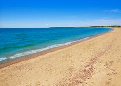 Cape Cod Craigville Beach Massachusetts USA - stock photo