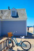 Cape Cod Craigville Beach Massachusetts USA - stock photo