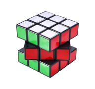LOS ANGELES , USA - SEPTEMBER 22, 2015 Rubik's cube on a white background. Ru Stock Photos