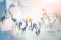 Successful Investor Concept Photo. - stock photo