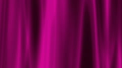 Dark Red Silk Curtain_Cloth and Fabric Background - stock footage