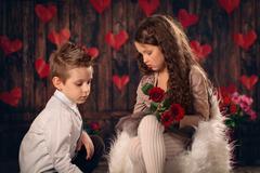 Valentines day celebration. - stock photo