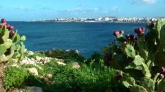 Malta, St. Paul´s Bay Stock Footage