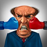 Business Pressure Concept - stock illustration