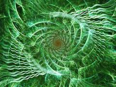 Stock Illustration of Spiral Elegance