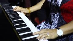 Music Instrument Piano Arkistovideo