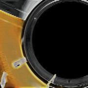 hologram background - stock illustration