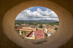 Cuba, Trinidad - stock photo