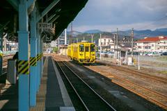 Kumamoto Japan - December 2014 - stock photo