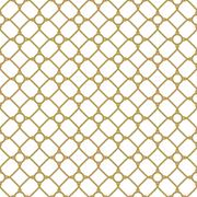 Geometric Seamless Vector Abstract Pattern Stock Illustration