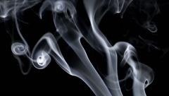 Smoke - stock footage