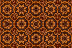 Kaleidoscopic pattern, background Stock Photos