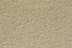 Modern plaster - rough cast wall, background texture - stock photo