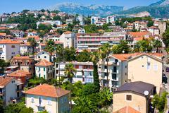 Herceg Novi, Kotor Bay, Montenegro - stock photo