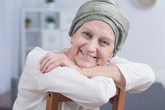 Cancer is not a sentence - stock photo