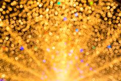 Stock Photo of Light blurred background