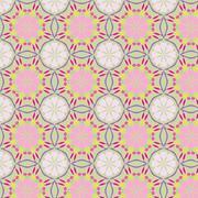 abstract vintage color wallpaper pattern  background. Vector illustration - stock illustration