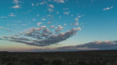 A Karoo landscape - stock footage