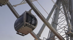 Niagara Skywheel, Niagara Falls, Canada Stock Footage