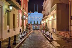 La Fortaleza - San Juan - stock photo