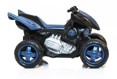 Sports quad bike isolated on a light background Stock Photos