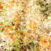 Mixed media texture. Digital painting Stock Illustration