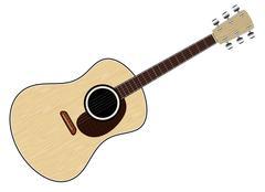 Classical Guitar Piirros