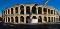 Arena Verona - stock photo