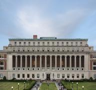 Columbia University, New York City, USA Stock Photos