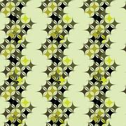 Abstract seamless abstract pattern. Vector Stock Illustration